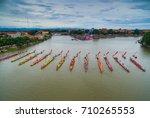 quang binh  vietnam  sep 2 ... | Shutterstock . vector #710265553