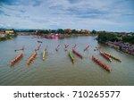 quang binh  vietnam  sep 2 ... | Shutterstock . vector #710265577