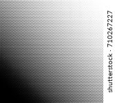 dotted halftone background.... | Shutterstock .eps vector #710267227