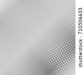 grunge halftone vector...   Shutterstock .eps vector #710506633