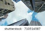 hong kong  china  august 15 ... | Shutterstock . vector #710516587