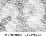 abstract background with lines... | Shutterstock .eps vector #710595193