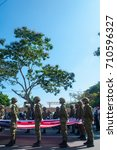 pulau pinang  malaysia   31st... | Shutterstock . vector #710596327