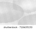 abstract background with lines... | Shutterstock .eps vector #710635153