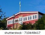 karlskrona  sweden   august 28  ... | Shutterstock . vector #710648617