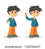 vector illustration of refusing ...   Shutterstock .eps vector #710704447
