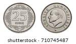 turkish coin currency twenty...