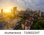 kuala lumpur   03 september... | Shutterstock . vector #710832247
