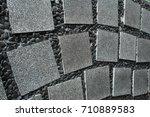 stone wall texture | Shutterstock . vector #710889583