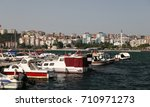 canakkale city and canakkale...   Shutterstock . vector #710971273
