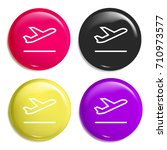 departures multi color glossy...