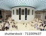 london  uk   july 9  2016 ... | Shutterstock . vector #711009637