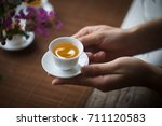 china tea | Shutterstock . vector #711120583