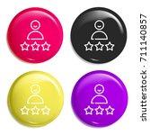 customer multi color glossy...