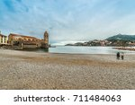 Small photo of Ansa de la Baleta in Collioure, Languedoc-Roussillon-Midi-Pyrenees, France