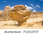 beautiful rock formations in... | Shutterstock . vector #711513727