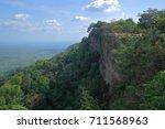 khao pra wihan national park ... | Shutterstock . vector #711568963