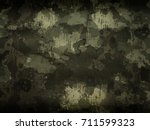 camouflage military background...   Shutterstock . vector #711599323