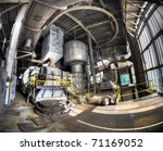 a panorama of the interior of... | Shutterstock . vector #71169052