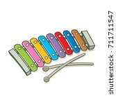 Xylophone Music Instrument...