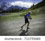 Chamonix Mont Blanc  France  ...