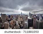new york  usa   may 03  2016 ... | Shutterstock . vector #711881053