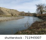 Little Bighorn River At The...