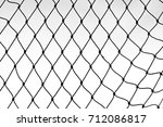 nylon net background  | Shutterstock . vector #712086817