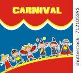 Carnival  Happy Kids  Banner ...