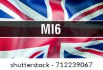 mi6 uk. mi6 united kingdom. mi6 ... | Shutterstock . vector #712239067