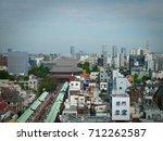 asakusa   tokyo   japan  ... | Shutterstock . vector #712262587