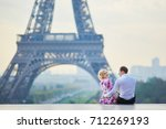 beautiful romantic couple in...   Shutterstock . vector #712269193