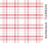 seamless tartan plaid pattern   ... | Shutterstock .eps vector #712306243