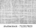close up white fabric... | Shutterstock . vector #712317823