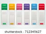 six banners. pricelist  hosting ...