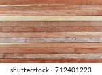 surface old  brown wood for... | Shutterstock . vector #712401223
