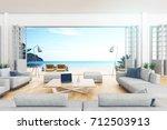 3d rendering   illustration of... | Shutterstock . vector #712503913