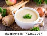 Parsnip Cream Soup