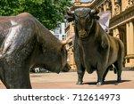 frankfurt  germany   july 27 ...   Shutterstock . vector #712614973