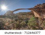 landscape arch is the longest
