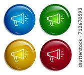 marketing multi color gradient...