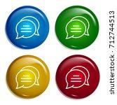 chat multi color gradient...