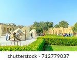 jaipur  india  10th january... | Shutterstock . vector #712779037