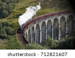 the glenfinnan viaduct is a...