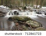 Water In La Hoegne  Belgium.