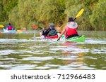 group of people  friends ...   Shutterstock . vector #712966483