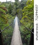 Small photo of Bridge in the Abel Tasman National Park, New Zealand