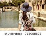 sanliurfa  chemical  standing... | Shutterstock . vector #713008873