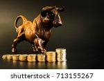 Financial Investment In Bull...
