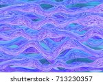 bone growth staining observed | Shutterstock . vector #713230357